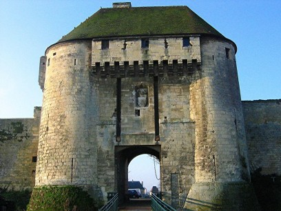 Caen Castle--Wikipedia